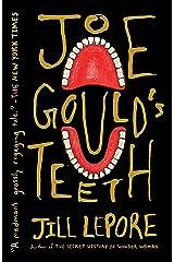 Joe Gould's Teeth (English Edition) eBook Kindle