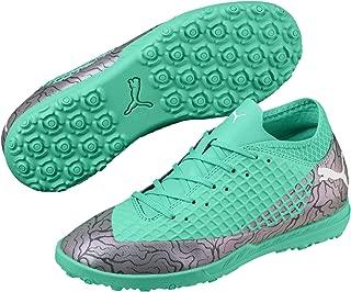 PUMA Kids' Future 2.4 Tt Jr Soccer Shoe