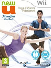 New U Fitness Yoga and Pilates (Wii) [Importación Inglesa]