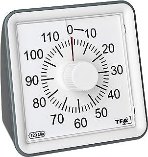 TFA 12.2006 - Termómetro de Interior y Exterior Metal