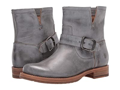 Frye Veronica Bootie (Silver Sky Brush-Off Metallic) Women