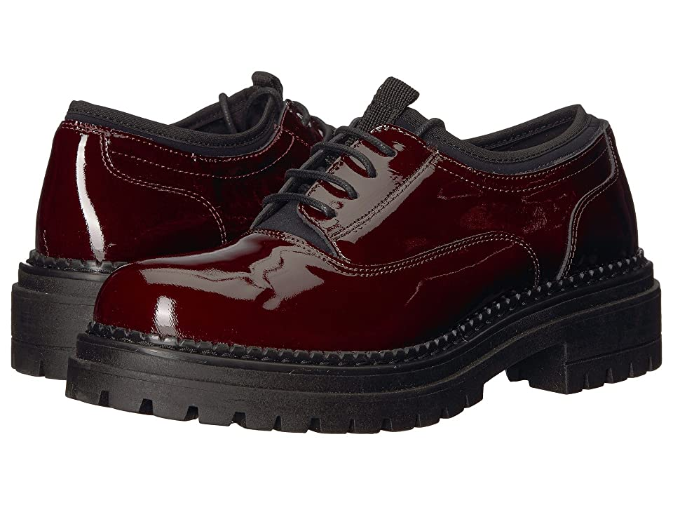 Shellys London Kemper oxford (Burgundy) Women