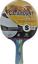 Kounga Table tennisracket Giant Dragon Catamount - 4 sterren tafeltennisracket, rood/zwart, eenheidsmaat