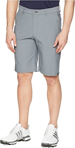 adidas Golf - Ultimate Gingham Stretch Shorts