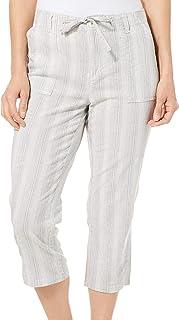 Lee womens Regular Fit Utility Hem Capri Pant Pants