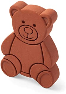Fox Run Terracotta Brown Sugar Bear Keeper and Saver, 1 pack