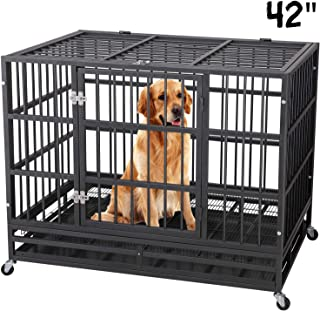 Best heavy duty dog kennels for sale Reviews