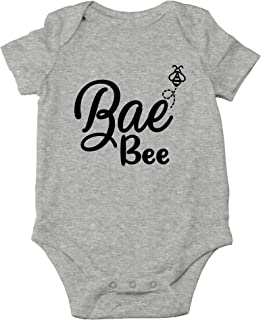 Bae Bee - Sweet As A Honey Bee - Could Bee Any Cuter? - Cute One-Piece Infant Baby Bodysuit