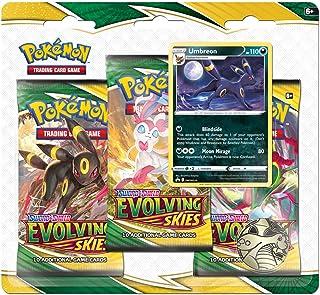 Pokemon SAS7 Evolving Skies 3Pk Blister