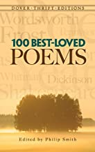 100 Best-Loved Poems (Dover Thrift Editions) (English Edition)