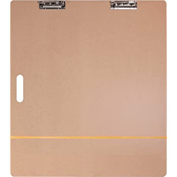 Pro Art 18-Inch by 24-Inch Airlite Drawing Board with Metal Edge