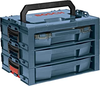 Bosch Bosch L-RACK Complete Kit with (1) i-boxx53, (2) LST72-OD, (3) L-RACK-S, and (1) L-RACK-T