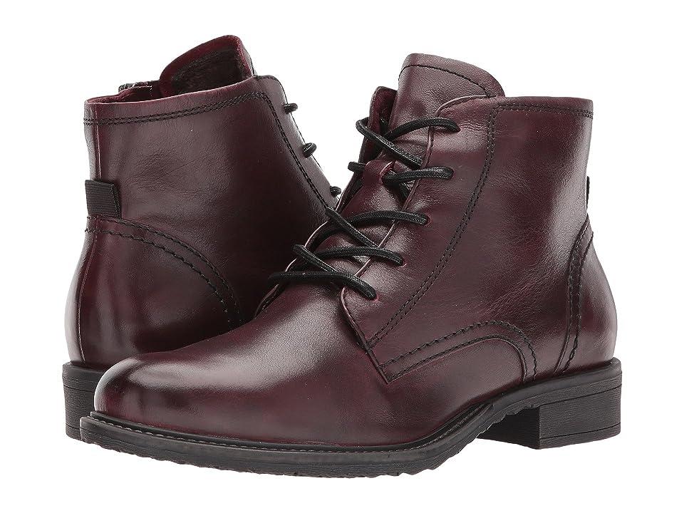 Tamaris Anouk 1-1-25245-29 (Merlot Leather) Women