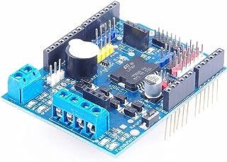 KNACRO L298P Motor Driver Module High-power Dual H-bridge Driver Shield DC Motor Drive Module Expansion Board For Arduino