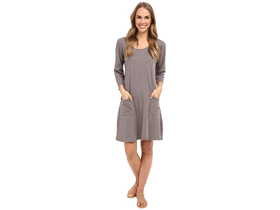 Fresh Produce Dalia Dress (Grey Smoke) Women