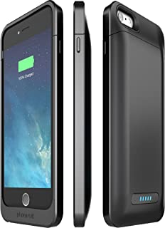 PhoneSuit Elite 6 Plus Ultra-Thin Battery Case for iPhone 6 Plus/6S Plus (3,000 mAh) 130% Extra Power- Retail Packaging - Black