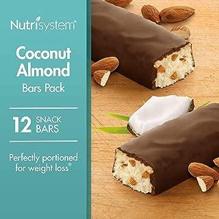 Nutrisystem® Coconut Almond Bars Pack, 12 Count Bars