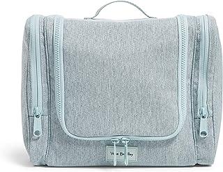 حقيبة منظمة للسفر من فيرا برادلي، معاد تدويرها، باللون الأزرق الداكن والنعناع هيذر