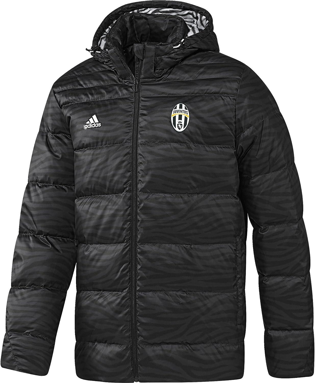 Adidas Herren Juventus Zebra Down Jacken