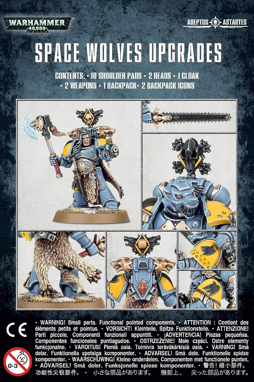 Games Credence Workshop Warhammer 40k Popular products - Wolves Upgrades Primaris Space
