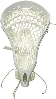 Warrior Revolution 2.0 Strung Lacrosse Head (White)