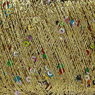 metallic yarn uk