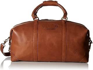 Men's Duffle Bag Tan Saddle
