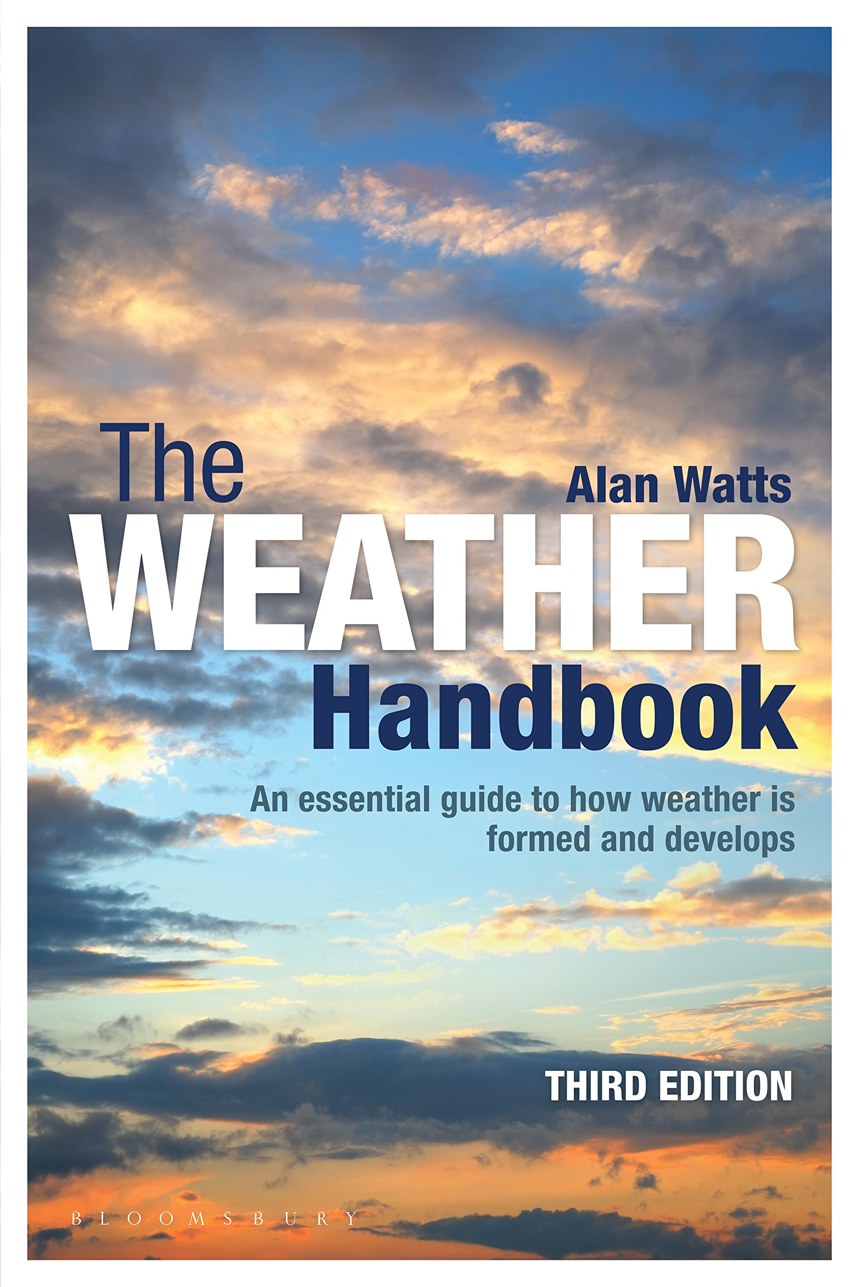 Image OfThe Weather Handbook: An Essential Guide To How Weather Is Formed And Develops (English Edition)
