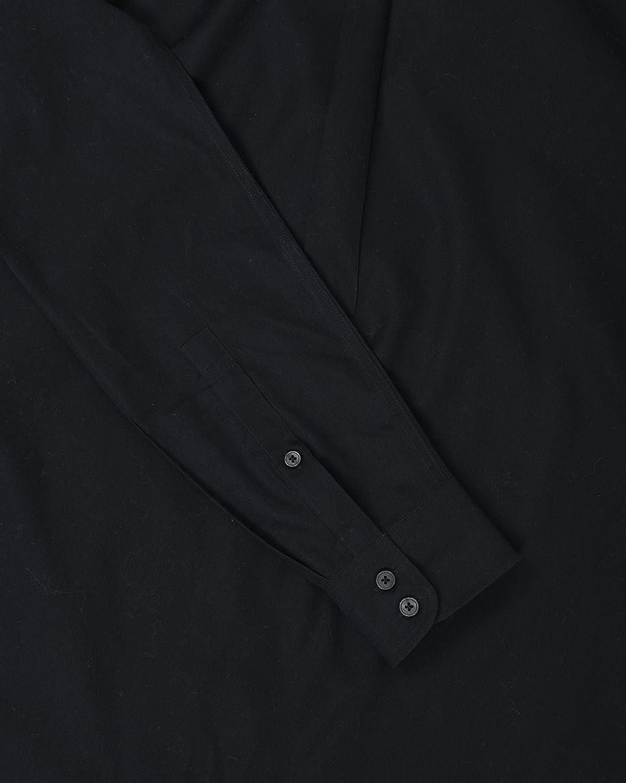 UNTUCKit Nero Toscano Women's Button Down Shirt Blouse - Long Sleeve - Nero