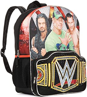 WWE Wrestling Main Event Title Belt 16 Backpack Bookbag