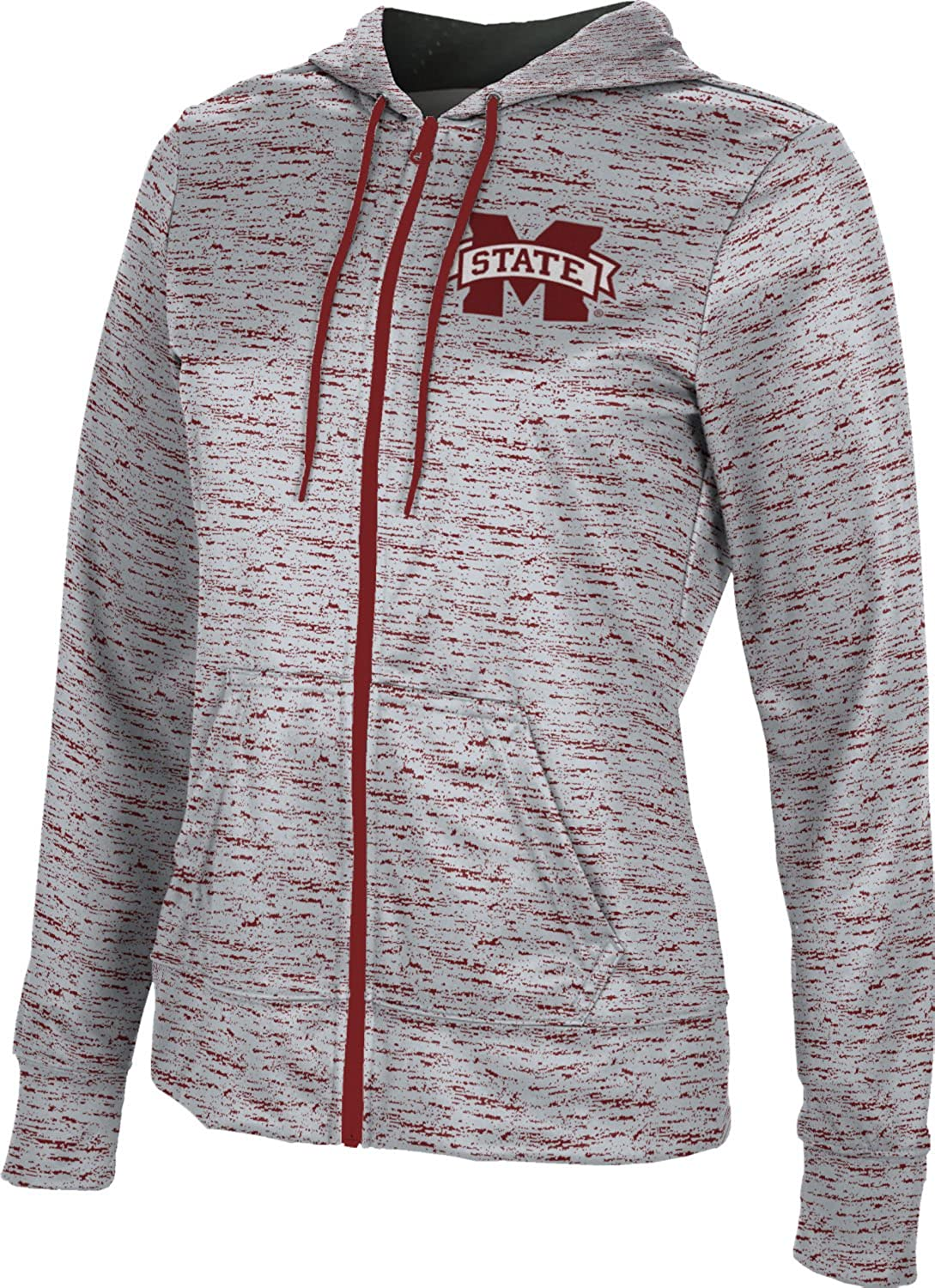 Mississippi State University Women's sold out Hoodie School Zipper Spiri Popular product
