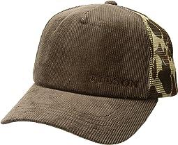 Alcan Cord Mesh Cap