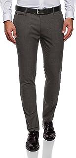 Classici Uomo Pantaloni Grigio Scuro Grigio Scuro Uomo Classici Pantaloni BoWeCxQrd