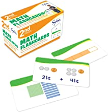 2nd Grade Math Flashcards: 240 Flashcards for Building Better Math Skills (Place Value, Comparisons Rounding, Addition & Subtraction, Fractions, Measurement, Time, Money) (Sylvan Math Flashcards) PDF