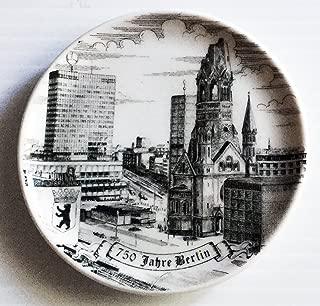 Pair of Miniature 750 Years Berlin