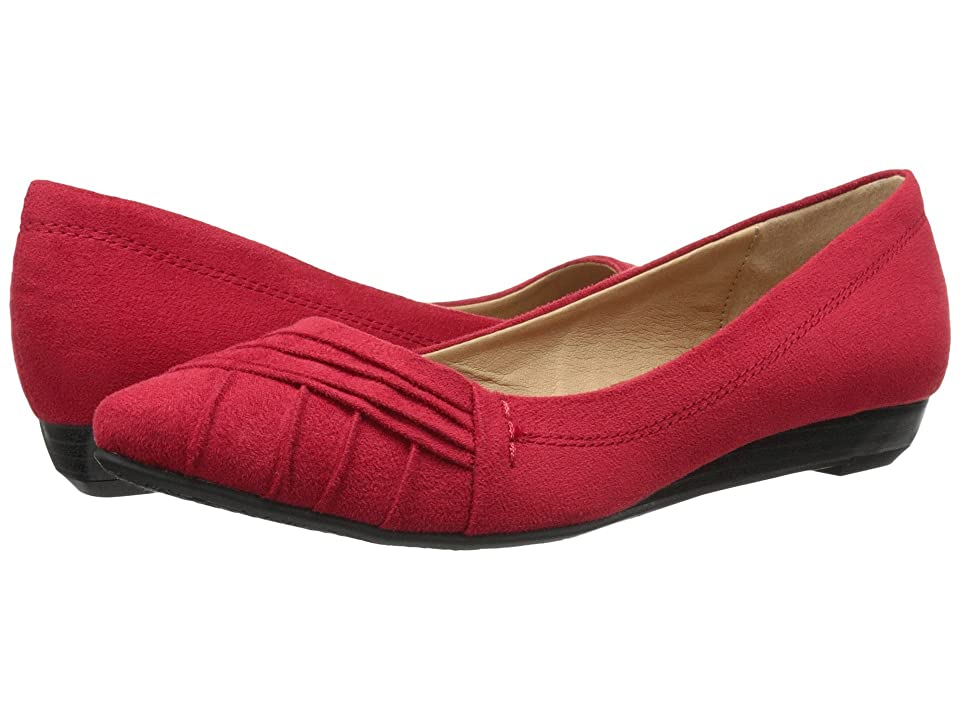 CL By Laundry Saleema (Chili Red Super Suede) Women