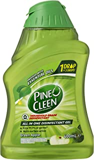 Pine O Cleen Gel Bottle Apple, 400 milliliters