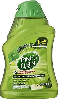Pine O Cleen Gel Bottle Apple, 400 milliliters