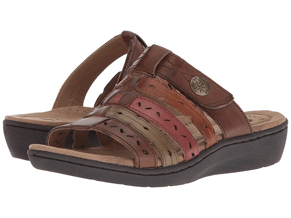 Earth Origins Alaina (Brown Multi Calf Leather) Women
