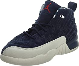 Jordan 12 Retro PRM Little Kids