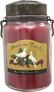 McCall's Country Candles - 26 Oz. Peace on Earth