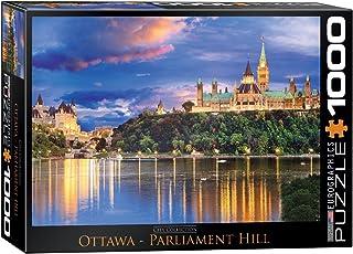 Eurographics Ottawa Jigsaw Puzzle - 1000 Pieces