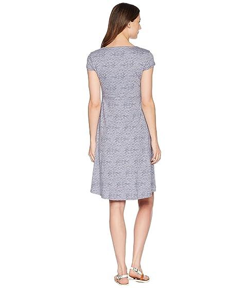 onda vestido lila de Rosemarie Toad impresión amp; Co la amp; wCnZnxzqIU