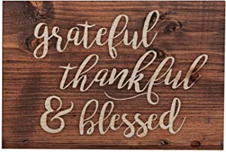 thankful and blessed happy thanksgiving