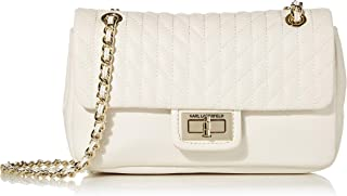 Karl Lagerfeld Paris Agyness Pebble Shoulder Bag