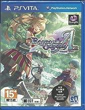 Ragnarok Odyssey Ace Psvita New Playstation Ps Vita PSV Ro Game (English & Chinese Language)
