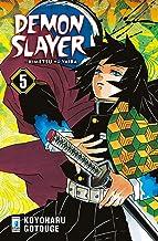 Demon slayer. Kimetsu no yaiba (Vol. 5)