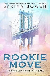Rookie Move (Brooklyn Bruisers Book 1)