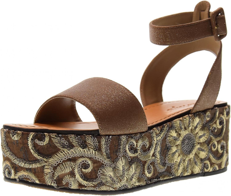 CRIS VERGRE' shoes Woman Sandals H0802X Brown