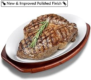 aluminum steak plates